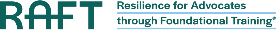 Resilience for Advocates through Foundational Training