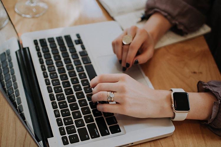 RAFT volunteers can write blog posts or help with social media